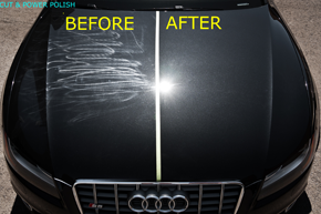 Before and After Audi